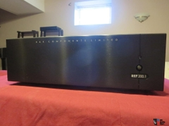 B & K's Reference 200.1 mono block amplifier