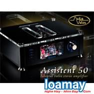 Amply audio valve assistent 50