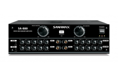 ÂM LY BLUETOOTH SANAMAX - 880