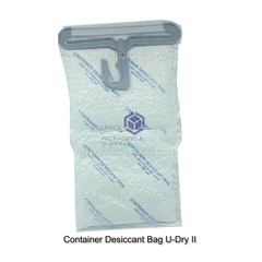Thanh hút ẩm treo Container U-Dry II Standar - Version Silica Gel 48pc/box