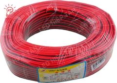 Dây điện 1.5mm DC đỏ đen