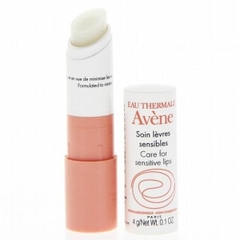 Son dưỡng môi êm dịu Care For Sensitive Lips 4gr Avene