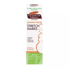 Kem ngừa & điều trị rạn da Cocoa Butter Formula Massage Cream For Stretch Marks - USA  4035