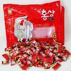 TPCN: Kẹo hồng sâm ông bà lão 800gr (KS6)