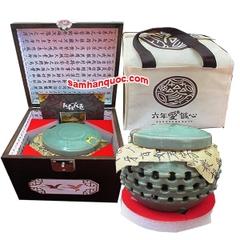 [Rẻ Vô Địch] Cao Hồng Sâm Hoàng Đế 500gr Hộp Gỗ Sang Trọng