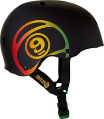 Sector 9 Logic II Skateboard Black Helmet