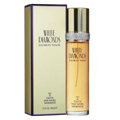 White Diamonds by Elizabeth Taylor Eau de Toilette Spray 100mL