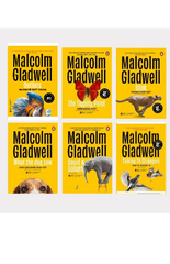 Combo sách của Malcolm Gladwell (6 cuốn) 914k
