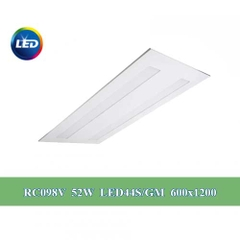 Đèn led panel 52W 600x1200 RC098V LED44S GM