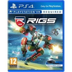 RIGS Mechanized Combat League Playstation VR