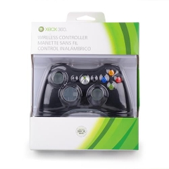 Tay XBox 360 Wireless Black