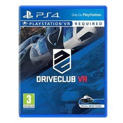 Driveclub PSVR -PS4