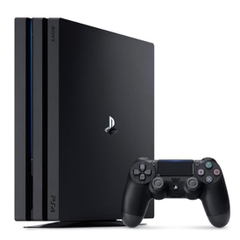 PS4 PRO 1TB like new