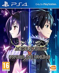 Accel World VS Sword Art Online Ps4 -2nd
