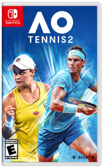 Game Nintendo Switch AO Tennis 2