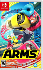 Game ARMS Nintendo Switch