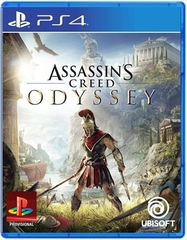 Đĩa game ps4: Assassin's Creed Odyssey hệ Asia