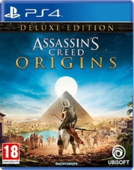 Assassin's Creed Origins Deluxe Editon PS4