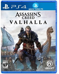Game Assassins Creed Valhalla PS4