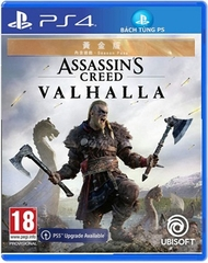 Game Assassins Creed Valhalla PS4 Gold Edition