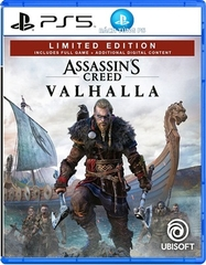 Đĩa Game Assassins Creed Valhalla Ps5
