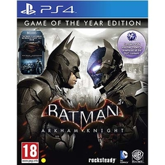 Đĩa Game PS4 Batman Arkham Knight Game of the Year Edition