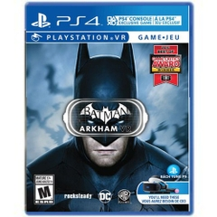 Batman Arkham Playstion VR