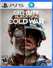 Đĩa Game Call Of Duty Cold War ps5