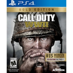 Call Of Duty WW 2 Gold Edition