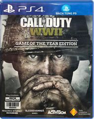 Call Of Duty WWII Game Of The Year
