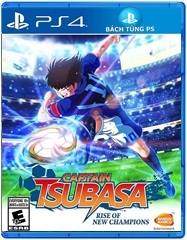 Đĩa Game PS4 Captain Tsubasa Rise of New Champions