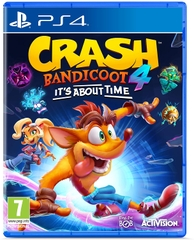 Game Ps4 Crash Bandicoot™ 4: It's About Time