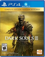 DARK SOULS 3 THE FIRE FADES EDITION PS4-GOTY (HỆ US)
