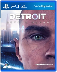 Detroit Become Human Ps4 -2nd