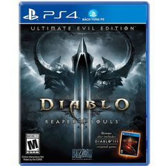 Diablo III :Ultimate Evil Edition Ps4 -2nd