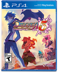 Disgaea 5: Alliance of Vengeance Ps4- 2nd