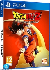 Dragon Ball Z Kakarot PS4