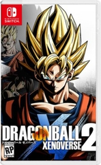 Game Dragon Ball Xenoverse 2 Nintendo Switch