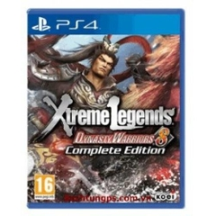 Dynasty warriors8 extrem legends  ps4 -2nd