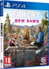 Facry New Dawn Ps4