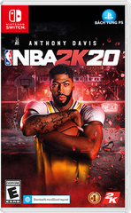 Game Nintendo switch NBA 2K20