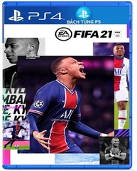 Đĩa Game PS4 Fifa 2021