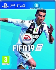 Đĩa game ps4 : Fifa 2019 -2nd