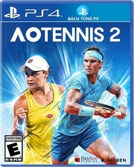 Game AO TENNIS 2 Ps4-Ps5