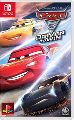 Game Cars 3 Driven to Win Nintendo Switch