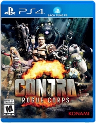 Đĩa Game Contra Rogue Corps Ps4
