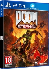 Đĩa Game DOOM Eternal ps4