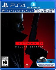 Game Hitman 3 ps4