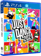 Game Just Dance 2021 PS4-PS5
