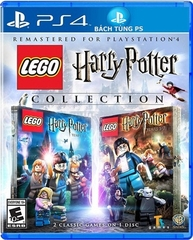 Đĩa Game Lego Harry Potter Collection ps4